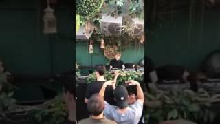 Richie Hawtin  / ENTER ● SAKE  2017   - The Roof  , Output   -  NY