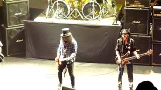 "Motörhead - ""Ace of Spades"" w/ Slash - Live at Club Nokia"