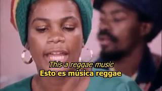 Roots, rock, reggae - Bob Marley (LYRICS/LETRA) (Reggae+Video)