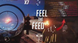 FEEL THE FEED | SHRAPNEL & Z1MBABVE | BATTLEFIELD 1