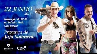 Gravação do Clip Namorando ou Solteiro, dia 22/06 na Infinity Hall. Presença de Juju Salimeni