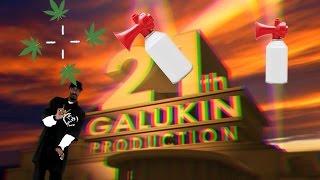 MLG intro parody (20th Century Fox) 2К 1440p 50 FPS