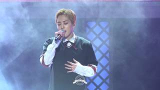 161118 블소 N-POP EXO-CBX(첸백시) CRUSH U XIUMIN focus