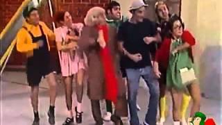 PSY Gangnam Style Version Chavo del  ocho