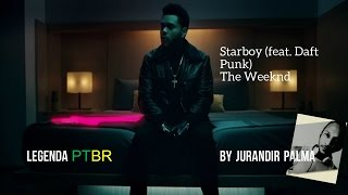 STARBOY THE WEEKND ft DAFT PUNK - COVER (Singer DLG) ( Desktop Legenda PT-BR) Lyrics on