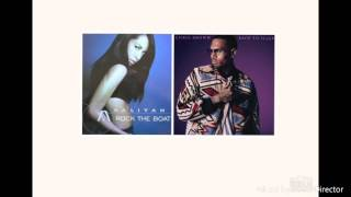 Chris Brown Aaliyah Rock Back To Sleep