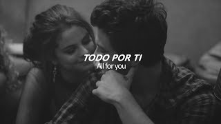 Selena Gomez, Marshmello - Wolves (Sub. Español/Lyric)