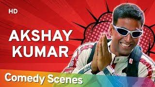 Akshay Kumar Comedy Scenes - अक्षय कुमार की सुपरहिट कॉमेडी सीन्स - Shemaroo Bollywood Comedy