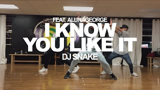 """You Know You Like It"" by DJ Snake & AlunaGeorge 