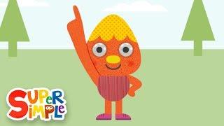 One Little Finger | Super Simple Songs