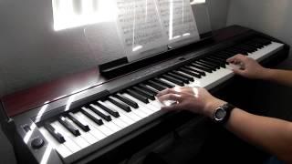 Buffy the Vampire Slayer - The Sacrifice (piano cover)