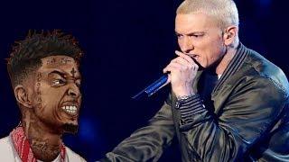 Eminem - Bank Account  (21 Savage x Eminem Remix)