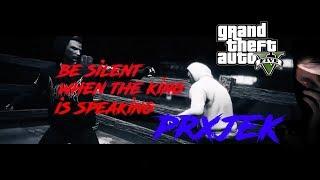 PRXJEK - BE SILENT WHEN THE KING IS SPEAKING (Prod. $TRANDED) (GTA V REMAKE) / TheIvanSkyPanic15YT