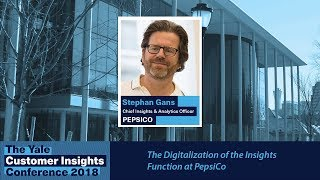 Insight Digitalization @PepsiCo