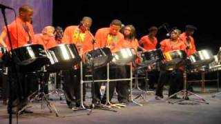 Pan Masters Steel Orchestra 25th Anniversary Celebration
