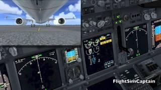 PMDG 737 NGX Engine Start Tutorial