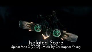 Spider-Man 3 - Goblin Attack (Harry vs. Peter) - Isolated Soundtrack Score