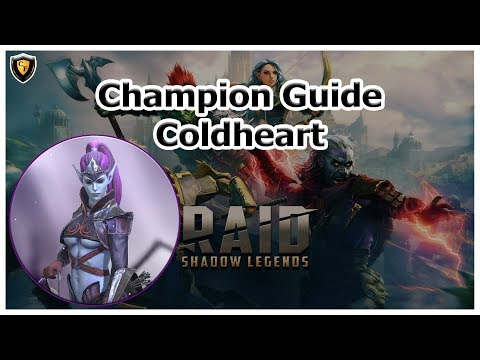 RAID Shadow Legends | Champion Guide | Coldheart
