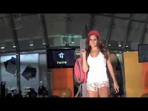 Candidatas a Miss Nicaragua en Summer Fashion 2012