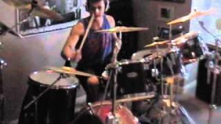 Pearl Jam Drum Cover - Porch