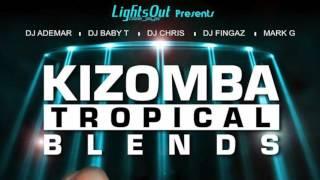 2015 KIZOMBA REMIX - WAVES - (DJ BABY T & DJ ADEMAR)