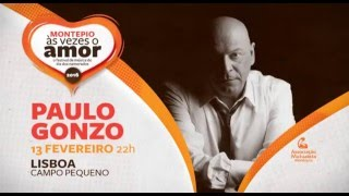 Festival Montepio às vezes o Amor 2016 - Paulo Gonzo