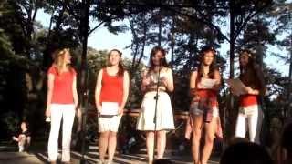 """Bailamos"" - girls version feat. Miljana Miletic"