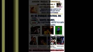 Santa Isabel Azuay Ecuador - Concierto por el dia de las madres