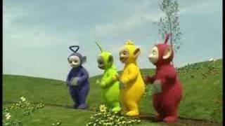 Teletubbies Dance