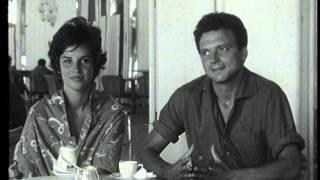 Franco Interlenghi et Antonella Lualdi à Venise (1958)