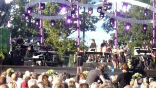 Leona Lewis - Better in time (Victoriadagen 2008)