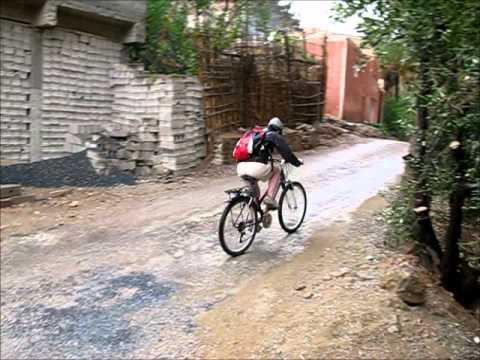 rain in Morocco