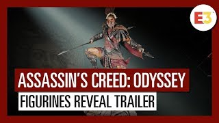 Assassin's Creed Odyssey - Figurines Trailer: Collectors Editions & Ubicollectibles