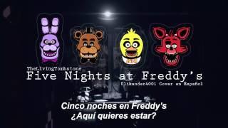 Five Nights at Freddy's Song - Versión en Español