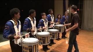 Drum Line Groove