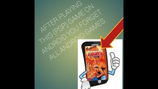 How to download burning fight (psp) game on android in 11 mb only