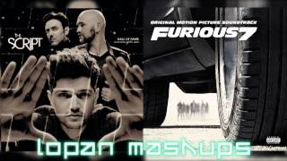 See Halls Again- The Script vs. Wiz Khalifa ft. Charlie Puth (Mashup)