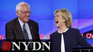 First 2016 Democratic Debate