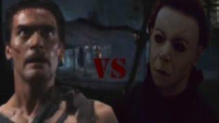 Ash Williams vs. Michael Myers