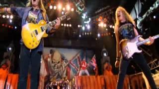 Iron Maiden - The Trooper (Live At Estadio Nacional, Santiago)