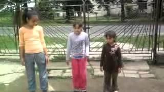 táncos gyerekek video felvétele