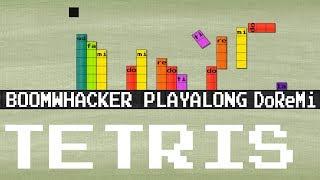 Tetris 1 - DoReMi - Boomwhackers