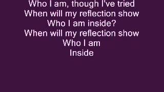 Mulan Jr.: Reflection with lyrics