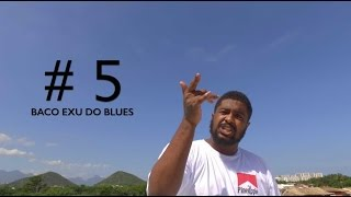 Perfil #5 - Baco Exu do Blues - Onze (Prod. 808 Luke)