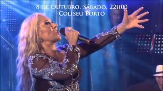 Maria Lisboa - Mensagem aos Fas - Coliseu Porto