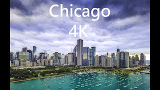 Chicago Drone Cinematic | Exploring Montrose Harbor | DJI Mavic PRO | 4K