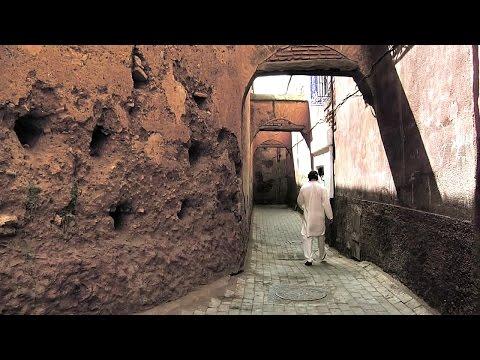 Old Medina- Marrakech, Morocco, Davidsbeenhere.com