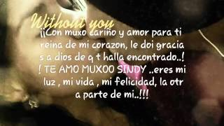 Te amo por siempre sindy..!!