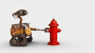 WALL•E  | Fire Hydrant | Official Disney Pixar UK