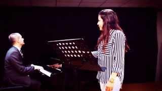 "Cover Xiana ""Pero me acuerdo de ti""  con piano."
